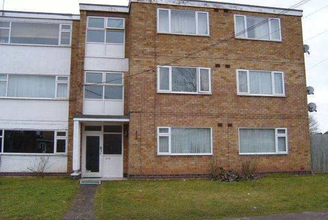 Thumbnail Flat to rent in Southport Close, Coventry