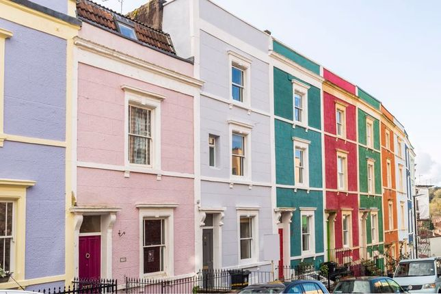 Thumbnail Terraced house for sale in Ambrose Road, Clifton, Bristol