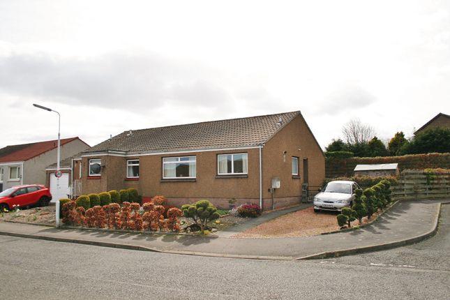Thumbnail Semi-detached bungalow for sale in 31 Long Craigs Terrace, Kinghorn, Fife