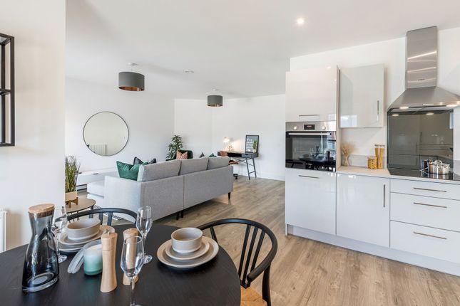 "2 bed flat for sale in ""Apartment D2"" at Ocean Drive, Edinburgh EH6"