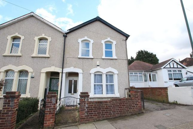 Thumbnail Semi-detached house to rent in Heron Hill, Belvedere