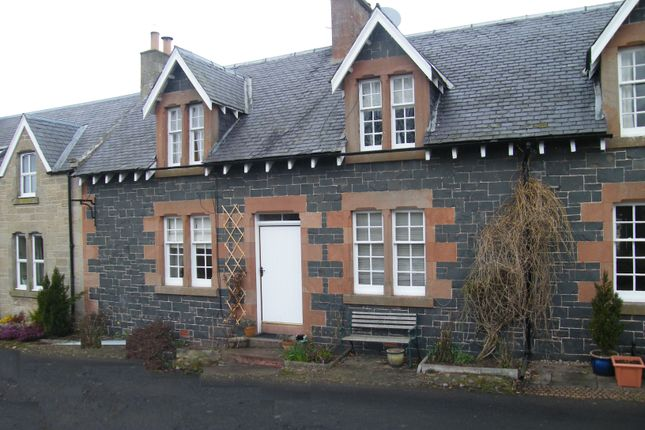 3 bedroom terraced house for sale in Whinstane Cottage, 3 The Row, Westruther