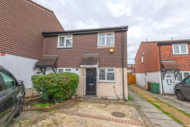2 bed semi-detached house for sale in Tiptree Close, Mapleton Road, London E4