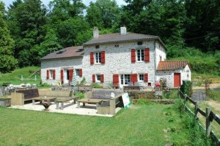 Thumbnail Equestrian property for sale in Pensol, Haute-Vienne, France