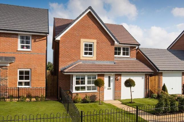 """Detached house for sale in """"Derwent"""" at Ponds Court Business, Genesis Way, Consett"""