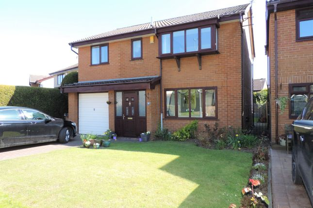 Thumbnail Detached house for sale in 21 Birchwood, North Chadderton
