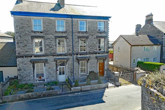 Thumbnail Semi-detached house for sale in Church Walk, Ulverston, Cumbria