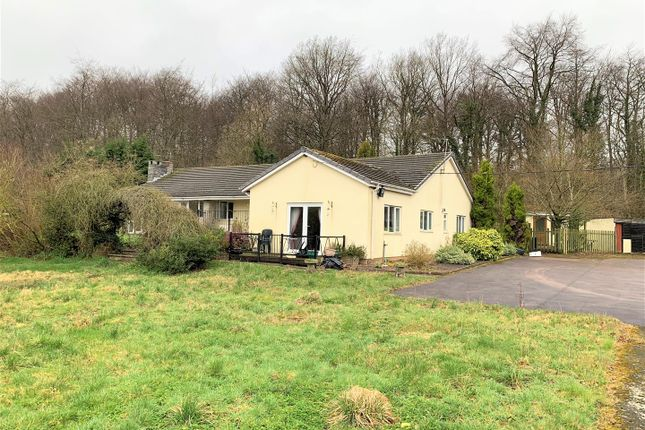 Thumbnail Detached bungalow for sale in Staunton Road, Coleford