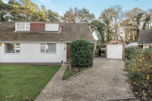 Front of Pyrford, Surrey GU22