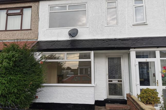 Thumbnail Terraced house to rent in Victory Road, Essex