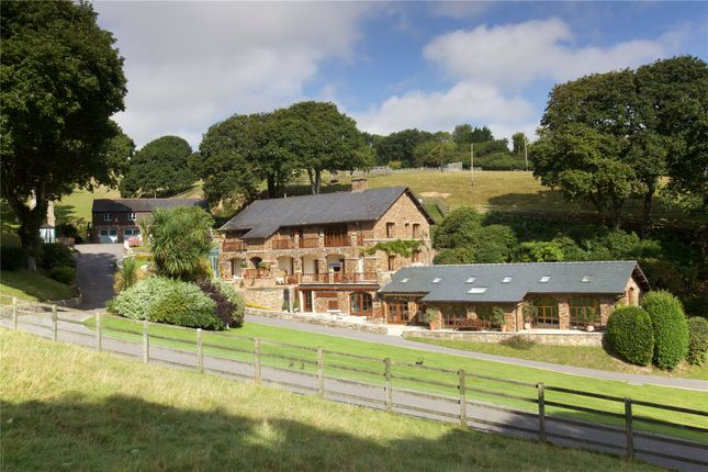 Thumbnail Detached house for sale in Bigbury, Kingsbridge, Devon