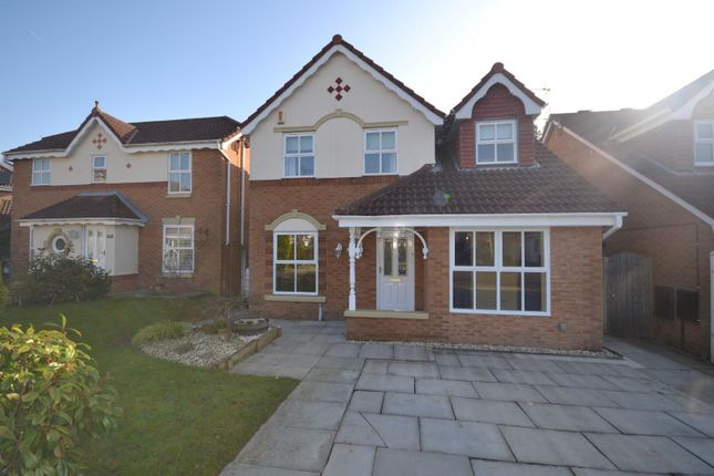 3 bed detached house for sale in Barbondale Close, Great Sankey, Warrington