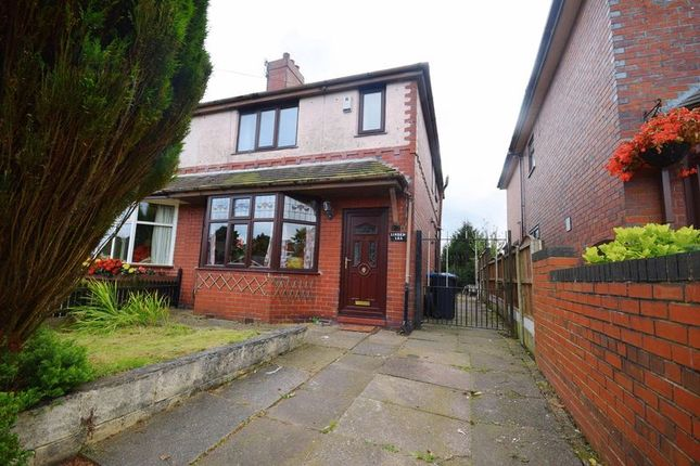 Thumbnail Semi-detached house for sale in Sytch Road, Brown Edge, Stoke-On-Trent