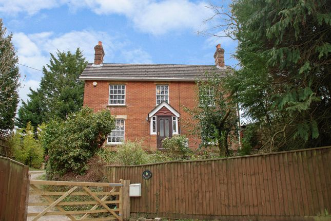 Thumbnail Cottage for sale in Burley Street, Burley, Ringwood