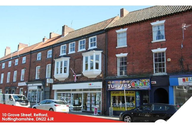 Thumbnail Office for sale in 10 Grove Street, Retford