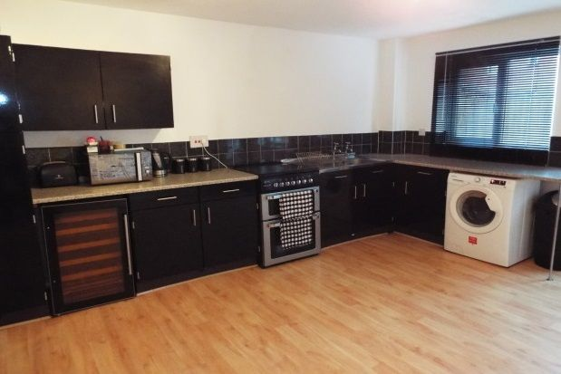 Thumbnail Terraced house to rent in Gabrielle Close, Nottingham
