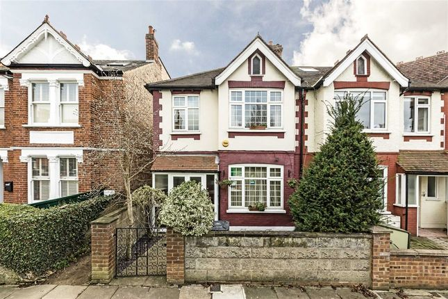 Thumbnail Flat to rent in Chandos Avenue, London