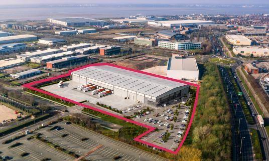 Light industrial to let in Estuary Prime, Estuary Commerce Park, Liverpool