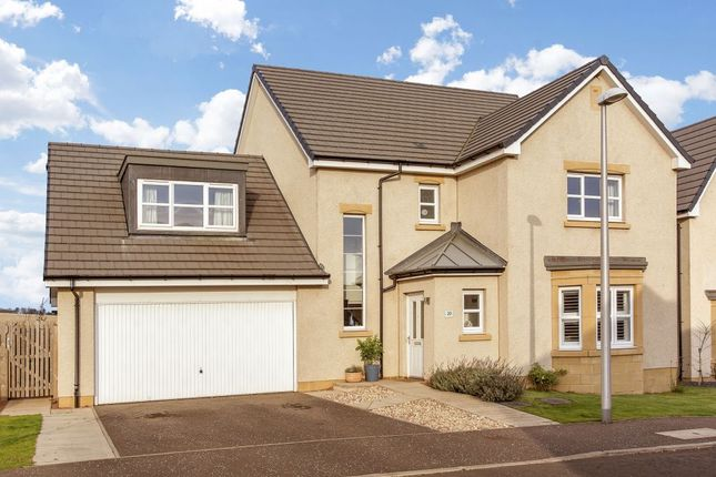 Thumbnail Detached house for sale in 20 Andrew Meikle Grove, East Linton