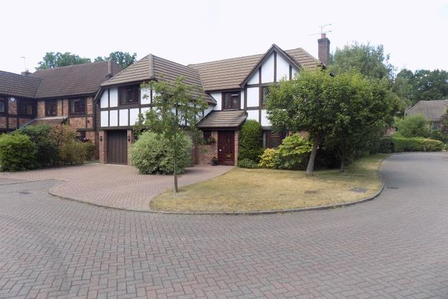 Thumbnail Detached house to rent in Lansdowne Road, Frimley, Camberley, Surrey