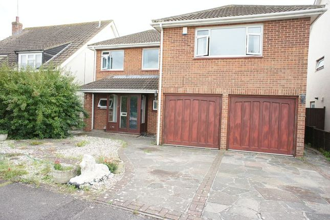 Thumbnail Detached house for sale in Riverside Walk, Wickford
