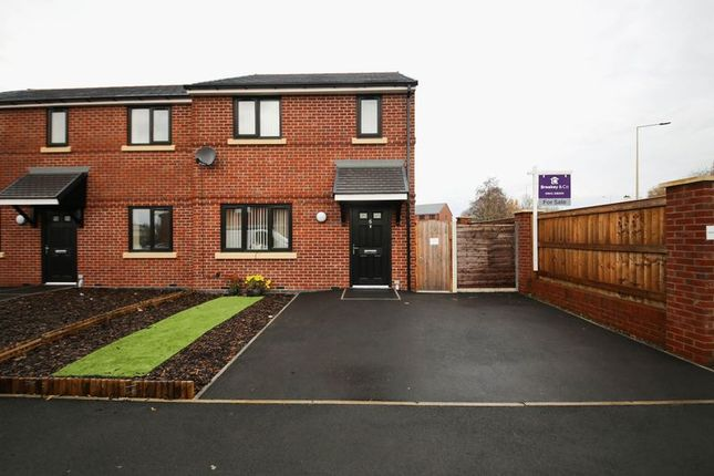 Thumbnail Semi-detached house for sale in Charterhouse Road, Ince, Wigan