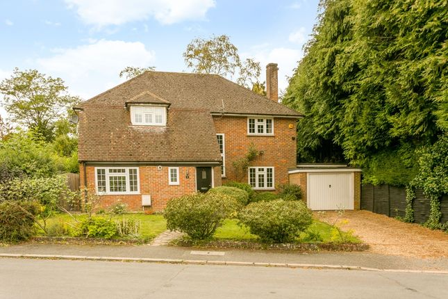 Thumbnail Detached house to rent in The Ridings, Amersham