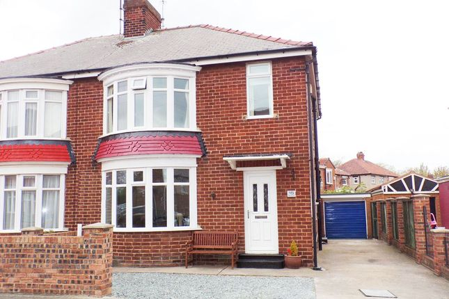Thumbnail Semi-detached house for sale in Elmwood Grove, Stockton-On-Tees