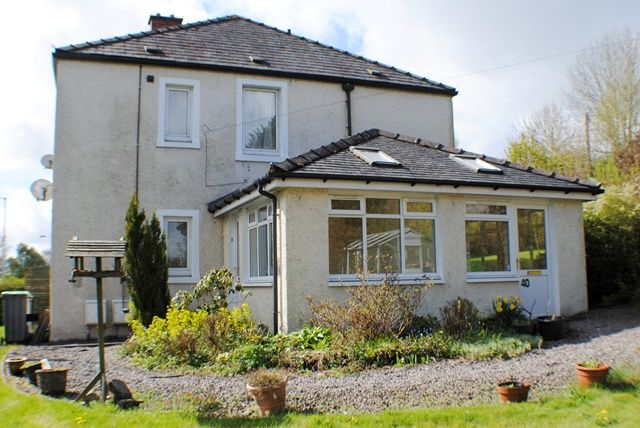 Duplex for sale in Threave Terrace, Castle Douglas