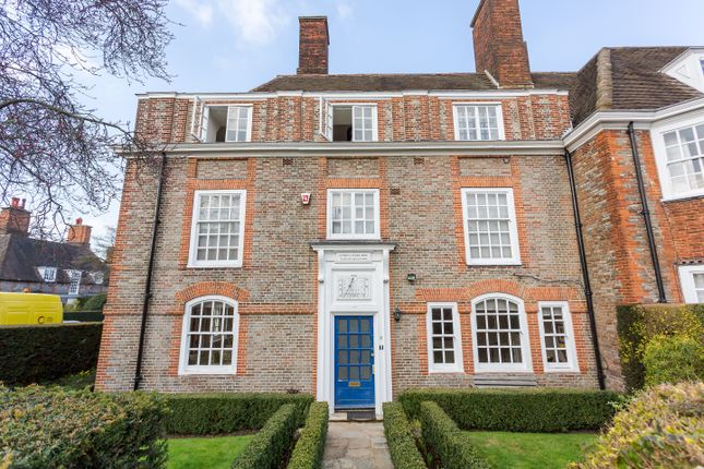 Thumbnail Terraced house for sale in North Square, Hampstead Garden Suburb