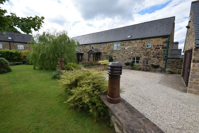 Thumbnail Barn conversion for sale in Newhill Grange, Newhill Road, Wath-Upon-Dearne