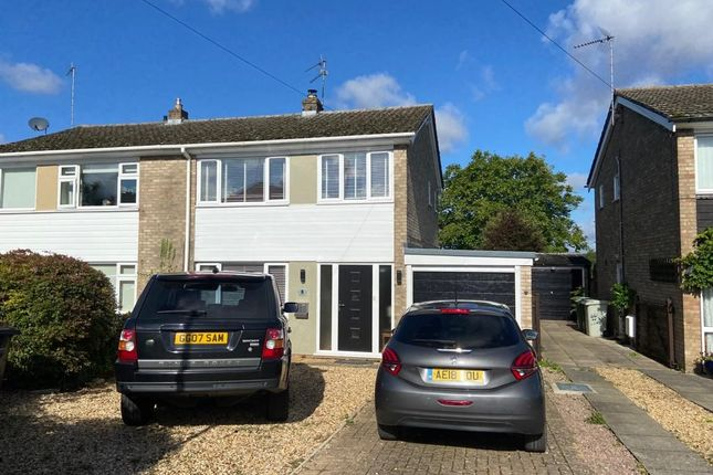 3 bed semi-detached house to rent in Highlands, Ryhall, Ryhall PE9