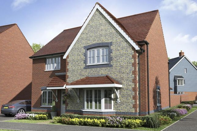 "Thumbnail Detached house for sale in ""Cambridge"" at Henry Lock Way, Littlehampton"