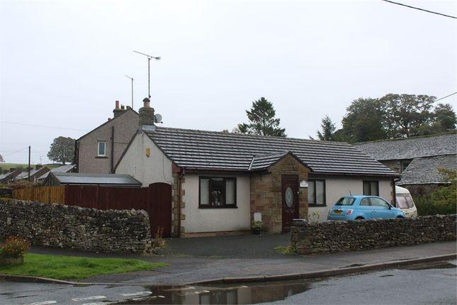 Thumbnail Detached bungalow for sale in Main Street, Shap, Penrith, Cumbria