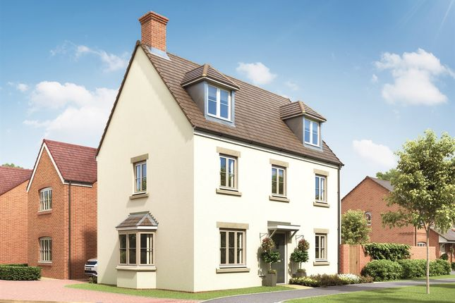 """Thumbnail Semi-detached house for sale in """"The Blakesley Corner"""" at Desborough Road, Rothwell, Kettering"""