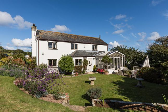 Thumbnail Detached house for sale in Trevail, Cubert, Newquay