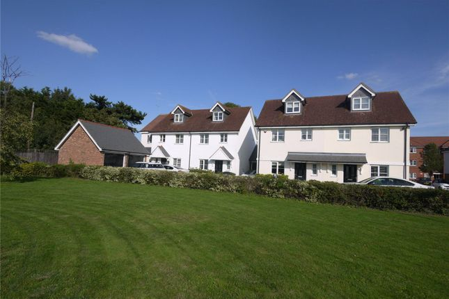 Thumbnail Semi-detached house for sale in Walter Mead Close, Ongar, Essex