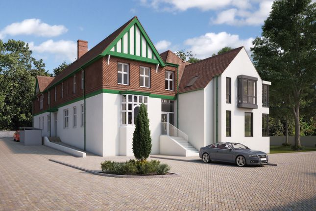 Thumbnail Duplex for sale in Apartment 10, The Rolls Buildings, Hereford Road, Monmouth, Monmouthshire