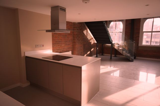Thumbnail Flat to rent in Blossom Street, Manchester