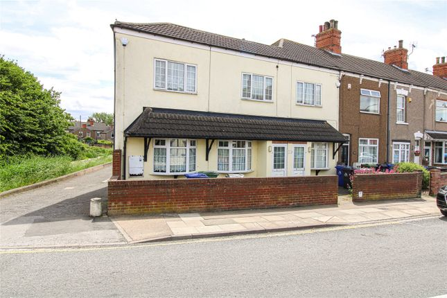 4 bed end terrace house for sale in Earl Street, Grimsby DN31