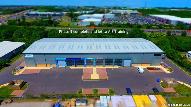 Thumbnail Light industrial to let in Venus Park, Orion Business Park, North Shields