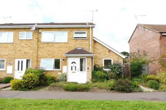 3 bed semi-detached house to rent in Corbett Road, North Walsham NR28