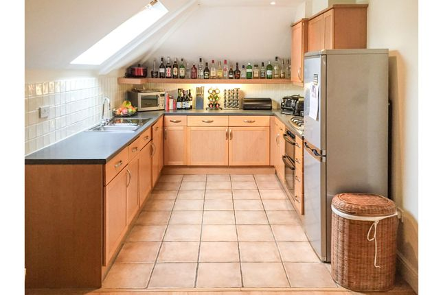Kitchen of 4 Rose Road, Inner Avenue, Southampton SO14