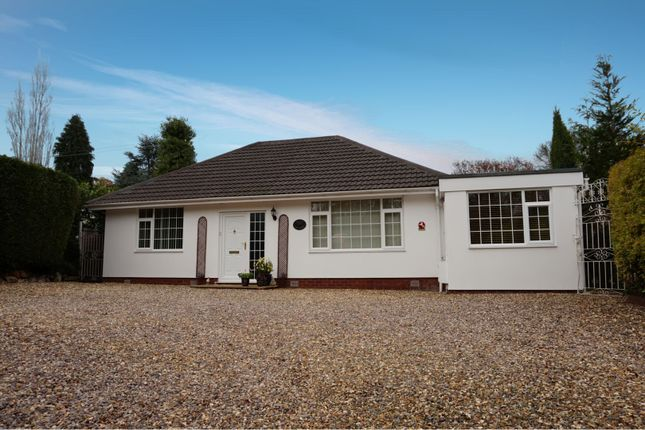 Thumbnail Detached bungalow for sale in Upper Battlefield, Shrewsbury