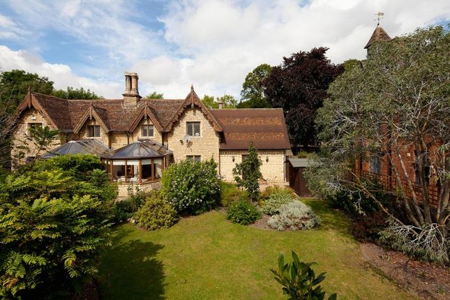 Thumbnail Semi-detached house for sale in Bromham Road, Bedford
