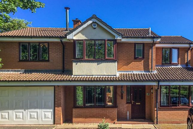 Thumbnail Detached house for sale in Churston Close, Turnberry, Bloxwich