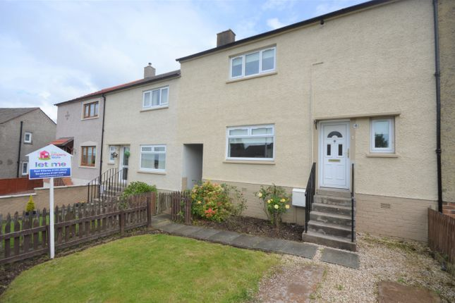 Thumbnail Terraced house to rent in Russell Road, Lanark