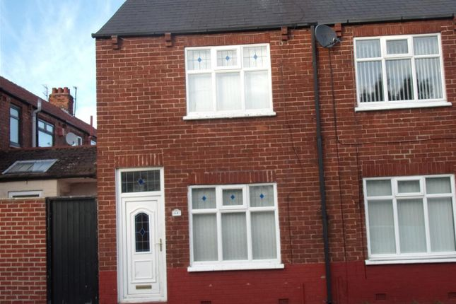 End terrace house for sale in Cundall Road, Hartlepool, County Durham