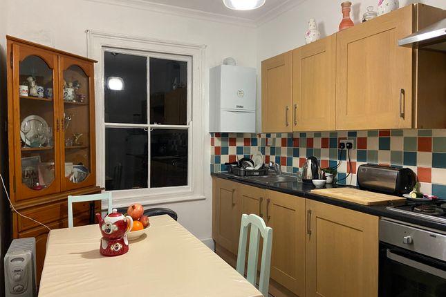 Thumbnail Maisonette to rent in Elsham Road, Kensington Olympia