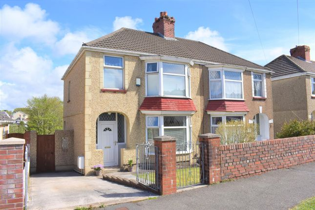 3 bed semi-detached house for sale in Gors Avenue, Cockett, Swansea SA1